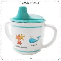 Baby Cie Ocean Animals Sippy Cup