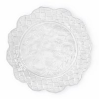 Sweetbrair Ceramic Dinner Plate