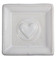White Mini Love Tray