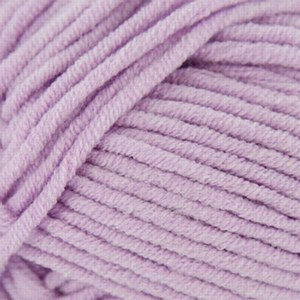 Babe Softcotton Chunky - Baby Purple
