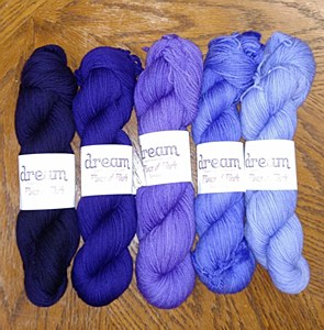 Prince of Purple Mini Skein Pack