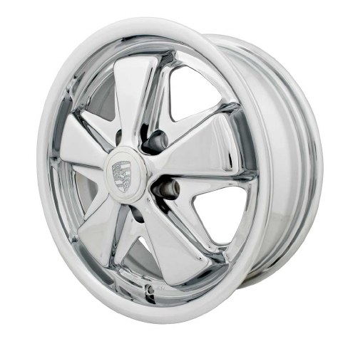911 Alloy Wheel 5/112 Chrome (EP00-9694)