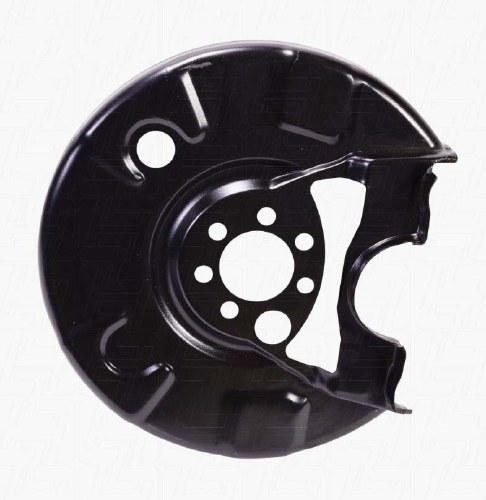 Backing Plate MK2 Rear Disc LH