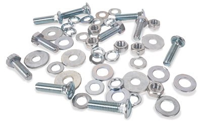Bumper Bolt Kit T2 55-58 FR