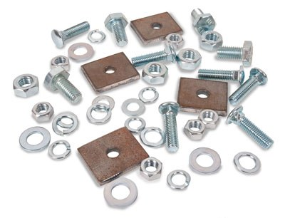 Bumper Bolt Kit T2 55-58 RR