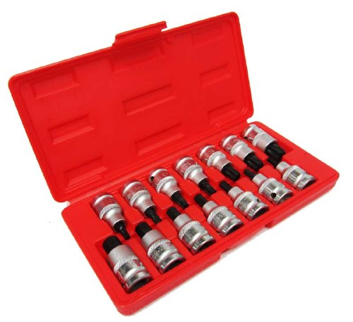 Hex & Torx Combo Socket Set