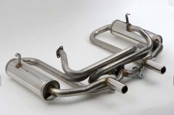 CSP Super Comp Exhaust T1
