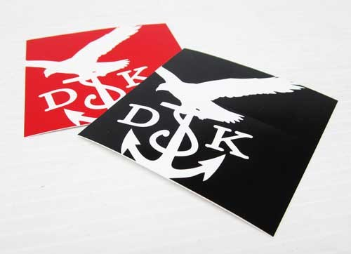 DubKorps Stickers