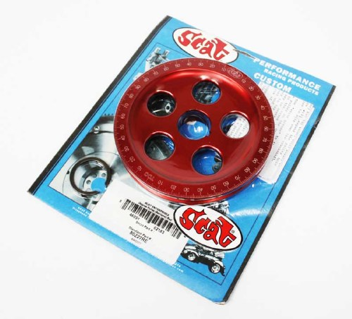 Scat Santana Pulley - Red.