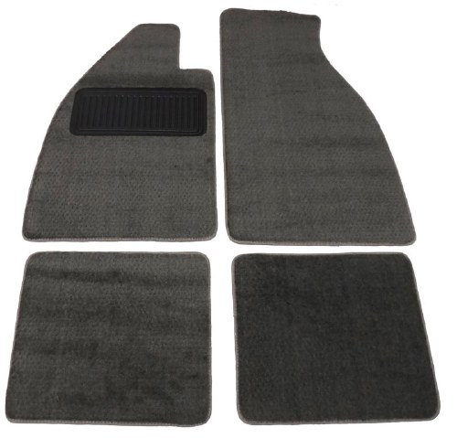 Carpet Floor Mats Vert GRY