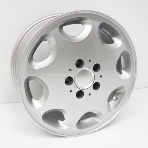"""Alloy 16"""" Van Syncro & Eurovan Wheel Silver"""