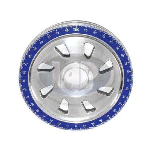 Crank Pulley IAP - Blue