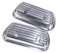 Valve Covers - Clip On Alum.