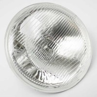 "7"" Round H4 12V Headlight"