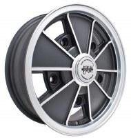 BRM Wheel Matte Black 5/205 (EP00-9675)