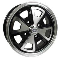 914 Look Wheel Black/Polished Lip 4/130 (EP00-9681)