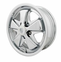 911 Alloy Wheel 5/112 Chrome (EP00-9694)