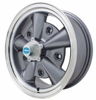 5-Rib Wheel Anthracite 5/205 (EP00-9750)