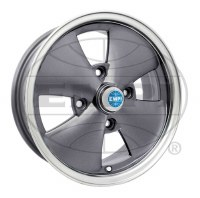 4-Spoke Wheel Anthracite 4/130 (EP10-1093)
