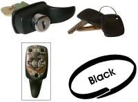 Deck Lid Lock T1 67-71 Black