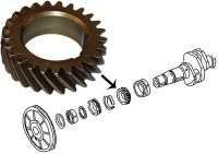 Crank Timing Gear