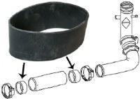 Fuel Filler Hose Seal (4)