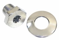 Crank Pulley Bolt - Broached S