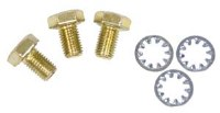 Cam Gear Bolts - Set of 3 LOW