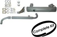Muffler - T2 63-71 OE KIT