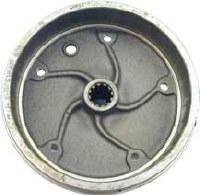Brake Drum T2 64-67 Rear