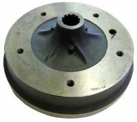 Brake Drum T2 68-70 Rear