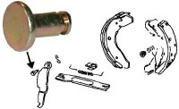 Brake Anchor Pin