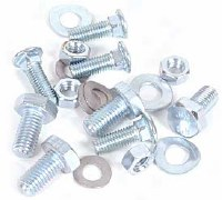 Bumper Bolt Kit T2 68-71 RR