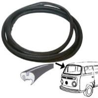 T2 68-79 Windshield Seal AMR