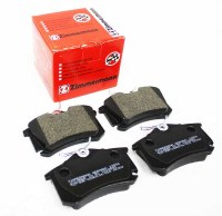 Rear Brake Pads MK4 Zimmerman