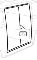 Cargo Door Seals Set T2 50-67