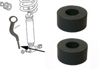 Front Sway Bar Link Lower Bushings 80-85 Pair