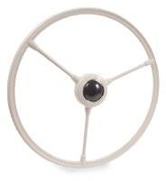 Barndoor Bus Steering Wheel - Grey