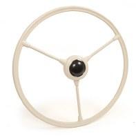Barndoor Bus Steering Wheel - Ivory