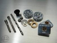 Shifter Bushings MK5 08-09 6sp