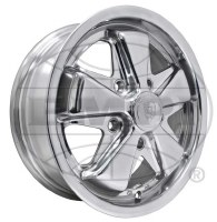 911 Look Wheel Polished 15x4.5 (EP00-9678)