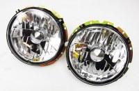 """MK1 7"""" Crystal Headlights"""
