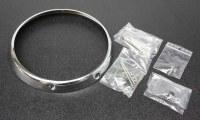 Headlight Ring W/Hardware
