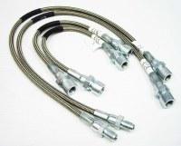 S/S Brake Hose Kit : T1 58-65