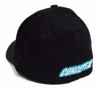 C-1 Hat 09 Black Lrg/XLrg
