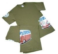 C-1 T shirt 2009 Bus Large