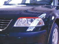 Headlight Eyelids - PassatB5.5