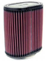 K&N Cone Filter: Oval