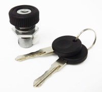 Glove Box Lock T1 68-77 w/Key