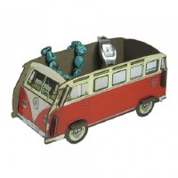 Mini Box - Red Bus